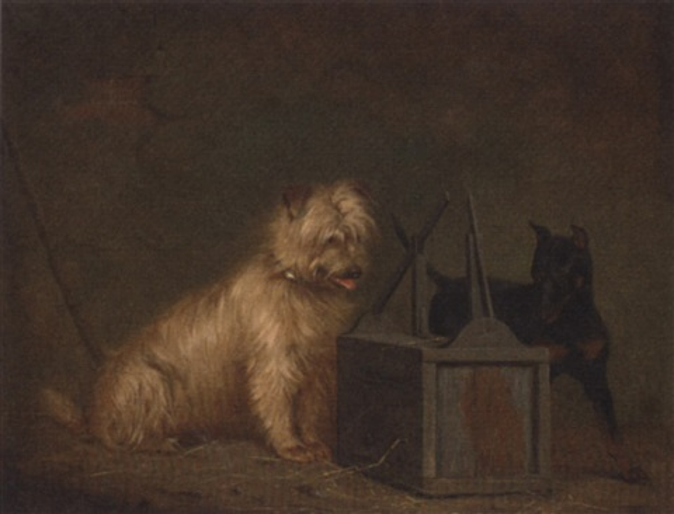 The rat trap by Henry Calvert on artnet