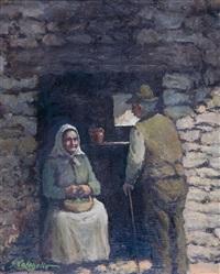 vecchi valdostani by giuseppe colonello