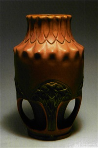 vase by julius dressler