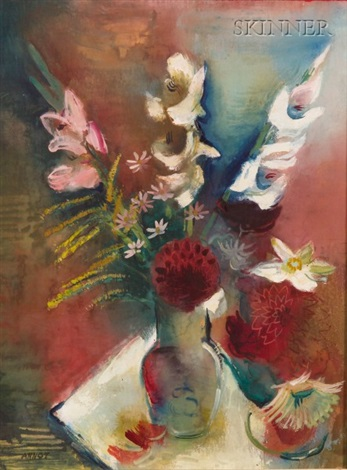 floral still life by annot anna ottonie jacobi