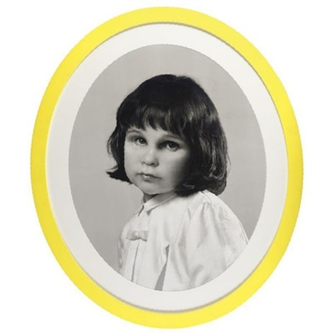 me at three years old by gillian wearing