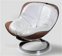 sphere chair by boris tabacoff