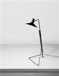 adjustable wall and standard lamp, model no. 1045 by gino sarfatti