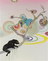 disc in the sky by miyuki akiyama