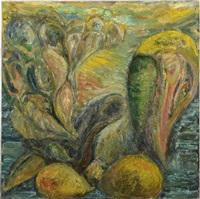 for alfy (alfred maurer) by bill jensen