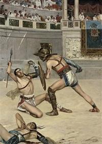 gladiator by gualterio de bacci venuti