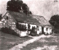 cottage, port erin, isle of man by elizabeth campbell fisher-clay