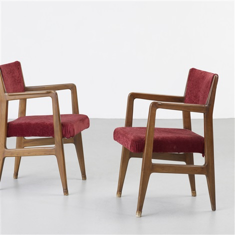 dining chairs from the augustus ocean liner set of 12 by gio ponti