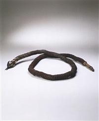 untitled (snake) by felipe benito archuleta