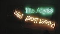the abyss, roastbeef pita by jason rhoades