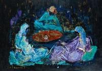 trois marocaines by jean emile laurent