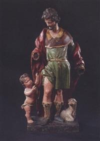 saint roch by dutch school-southern (17)