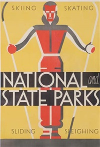 national and state parks by dorothy waugh