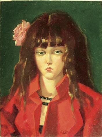 una rosa nei capelli by giovanbattista de andreis