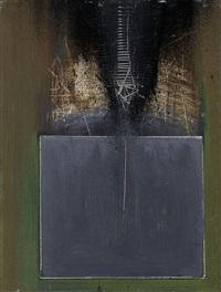 il quadrato grigio by emilio scanavino