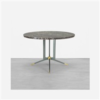 occasional table by jules leleu