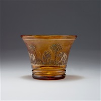 vase animor by rudolf wels