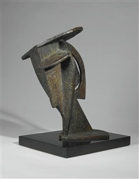 head: construction with crossing planes by alexander archipenko