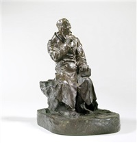 the thinker by v.e. gurliov