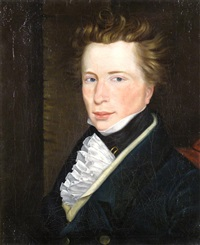 self portrait by charles dickinson langley