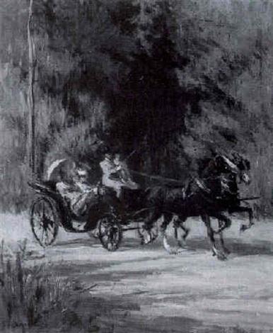 la calèche du bois by pio santini