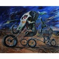hybrid bone by tomohiro takagi