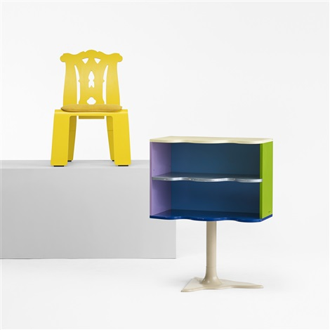 chippendale chair by robert venturi