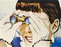 die voyeuristin by cornelia schleime