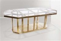 raro tavolo puzzle by gabriella crespi
