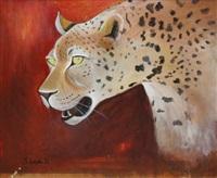 leopard by simon moroke lekgetho