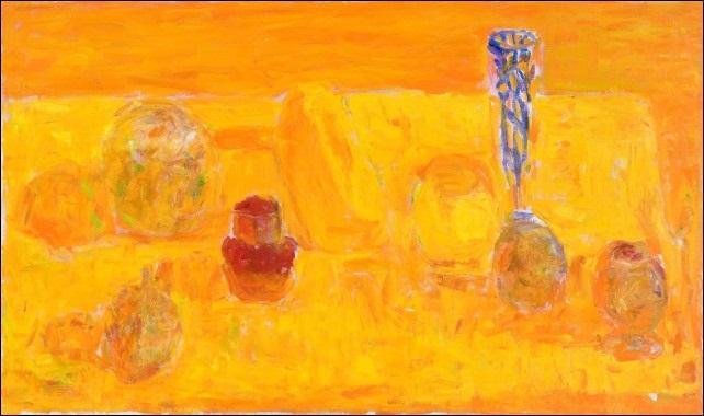 hedelmiä ja lasi by rafael wardi