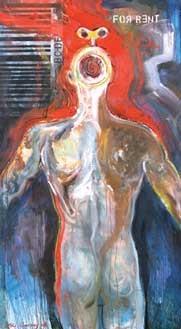 hari (+ hari merah; 2 works) by armandjamparing