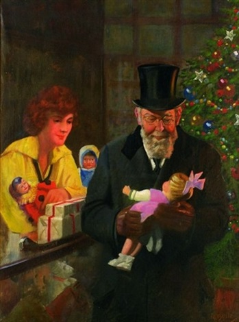 father christmas by reginald f bolles