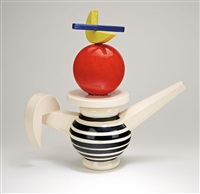 teapot by peter shire