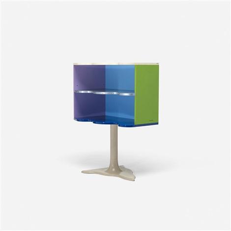 attelabo cabinet, model mdd 954 by alessandro mendini