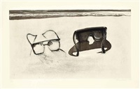two pair by wayne thiebaud