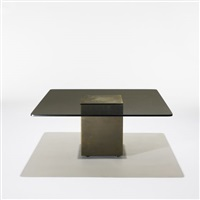 coffee table by minoru yamasaki
