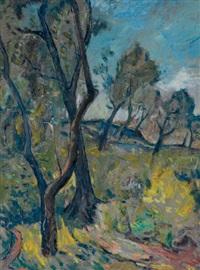 bosco by paolo (stamaty) rodocanachi