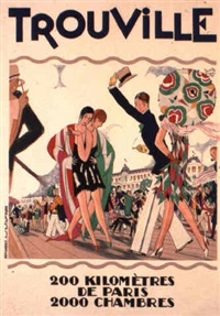 trouville by maurice lauro