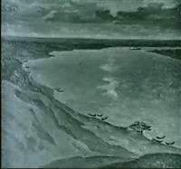 a stretch of the don river by vitali aleksandrovich markin