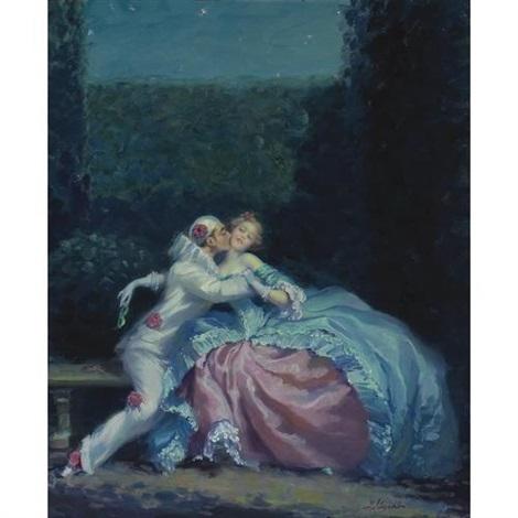 nocturne by gleb alexander ilyin