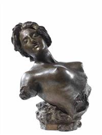 busto femminile by giuseppe renda