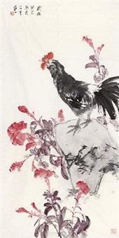 大吉图 by liu wensheng