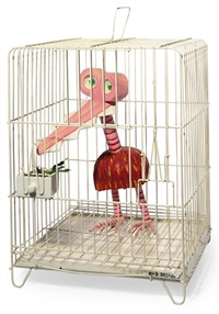 bird cage by hervé and richard di rosa