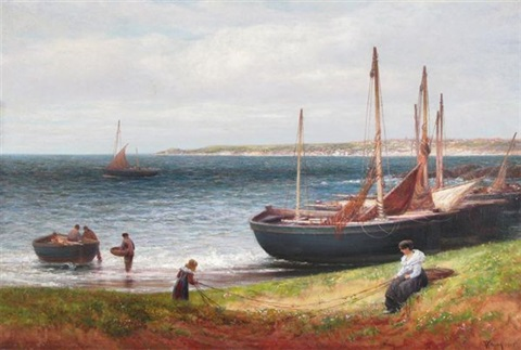 tidying the nets by alexander young