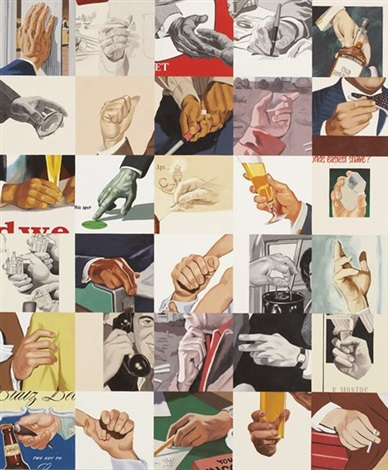 mens hands handshake by julia jacquette