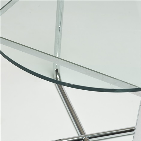 occasional table by ludwig mies van der rohe