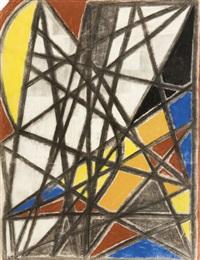 composition (2 works) by emile gilioli