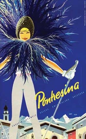 pontresina engadin by martin peikert