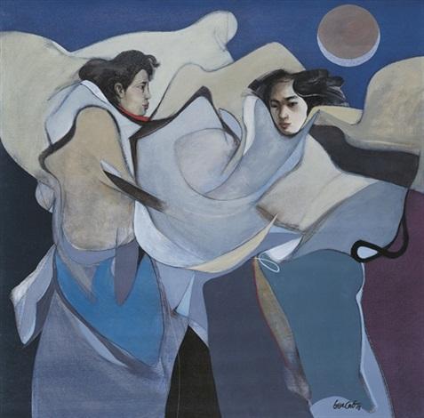 midnight meeting by benedicto cabrera